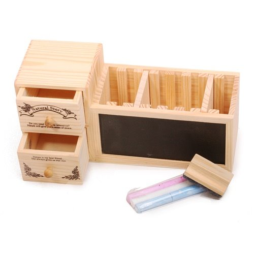 New Arrival Korean Style Creative Blackboard Storage Box