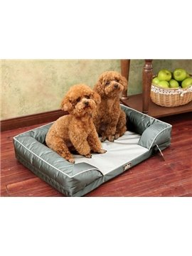 New Arrival High Quality  Sofa Style Fashion Design Pet Bed