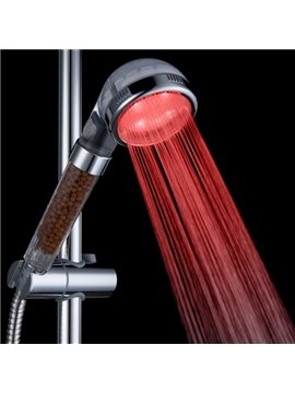 Unique Anion Three Color Faucet Changing Color by Temperature for Kitchen/Bathroom