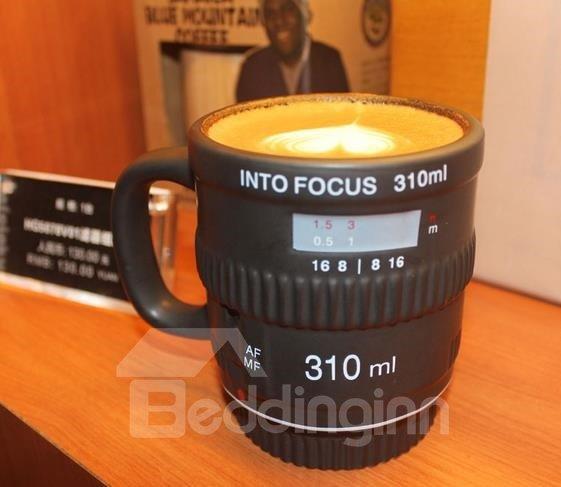 New Arrival High Quality Creative Ceramic Camera Coffee Mug