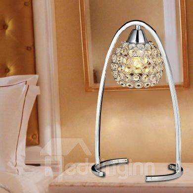 Wonderful Creative K9 Crystal Decorative Table Lamp