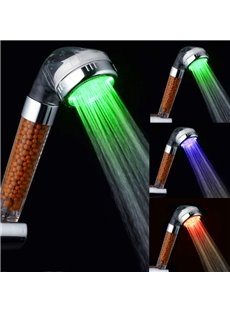 Color Changing LED Shower - Chrome Finish
