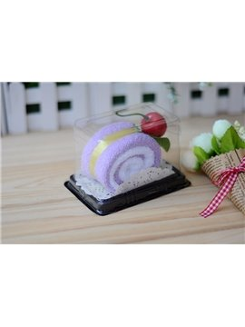 New Arrival Cute Fruit Cake Style 2-Piece Towels