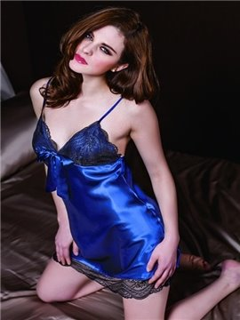 High Quality Charming Mulberry Silk Chemise