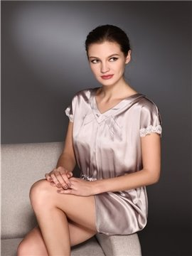 High Quality Graceful and Comfortable Skincare Sleepwear