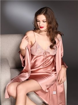 High Quality Soft and Comfortable Lace Sleepwear