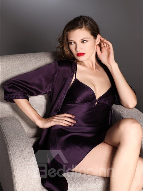 High Quality Soft and Comfortable Lace Sexy Homewear