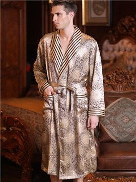 High Quality Skincare and Elegant Sleepwear with Removable Tie at Waist