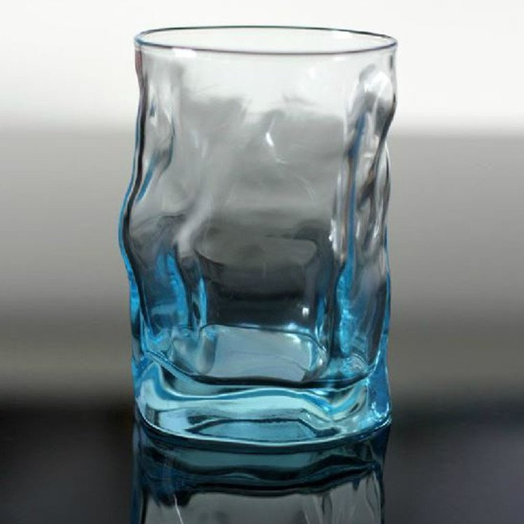 New Arrival Charming Creative Wave-shaped Glass