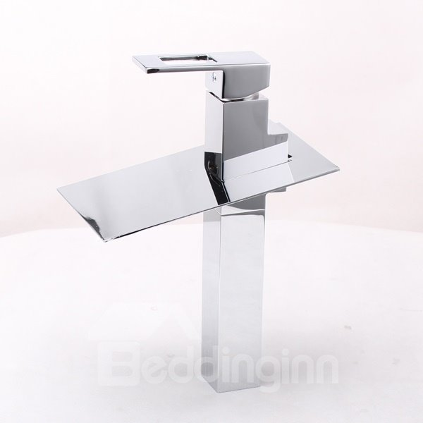 High Quality Stunning LED Color Changing Bathroom Sink Faucet