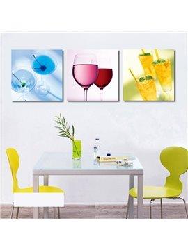 New Arrival Different Wine Glasses Film Wall Art Prints