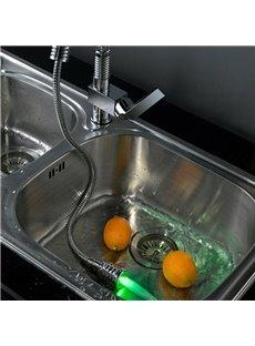 Popular Fantastic Temperature Control Colorful LED Kitchen Faucet