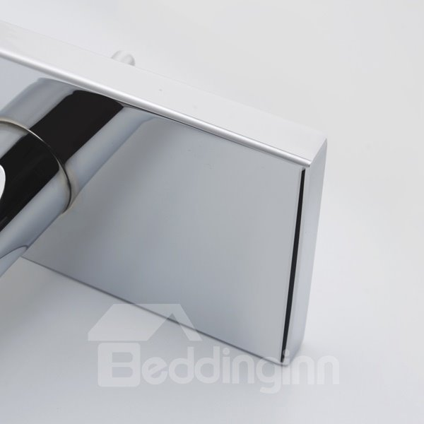New Arrival Simple Style One Handle Waterfall Bathroom Sink Faucet