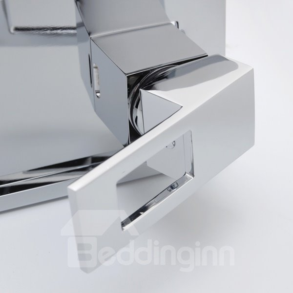New Arrival High Quality Fancy Waterfall Bathroom Sink Faucet