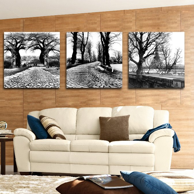 New Arrival Landscape Oil Painting Film Wall Art Prints