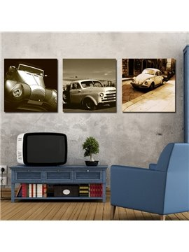 New Arrival Luxuriant Cars Film Wall Art Prints
