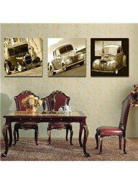 New Arrival Retro Classic Cars Film Wall Art Prints