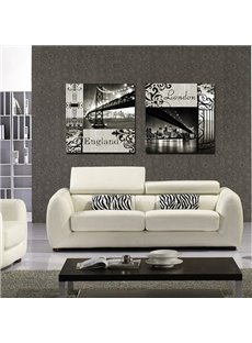 New Arrival Bridge In England Film Art Wall Prints