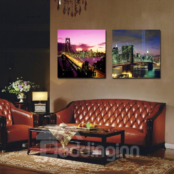 New Arrival Golden Gate Bridge Film Art Wall Prints