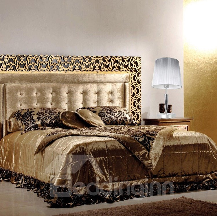 New Arrival Stunning Metal Glass Shade 1 Light Lamp