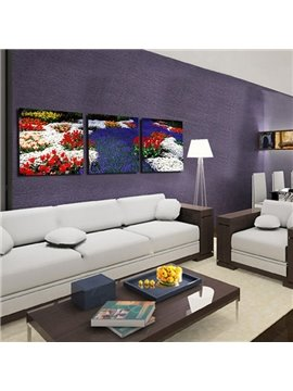 New Arrival Sea of Flowers Canvas Wall Prints