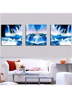 New Arrival Beautiful Waterfall Canvas Wall Prints