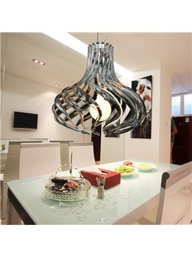 Comtemporary Tempting Metal Acrylic Shade 1 Lights Pendant