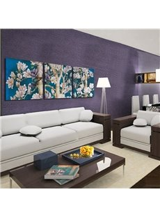 New Arrival Trees With Beautiful Flowers Canvas Wall Prints