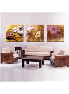 New Arrival Gorgeous and Elegant Flowers Blossom Canvas Wall Prints
