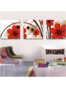 New Arrival Blooming and Fragrant Flowers Canvas Wall Prints