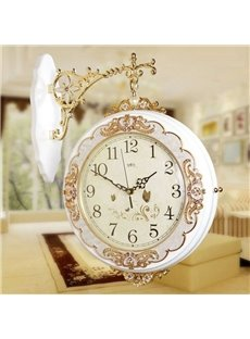 Hot Selling European Style Elegant Wall Clock