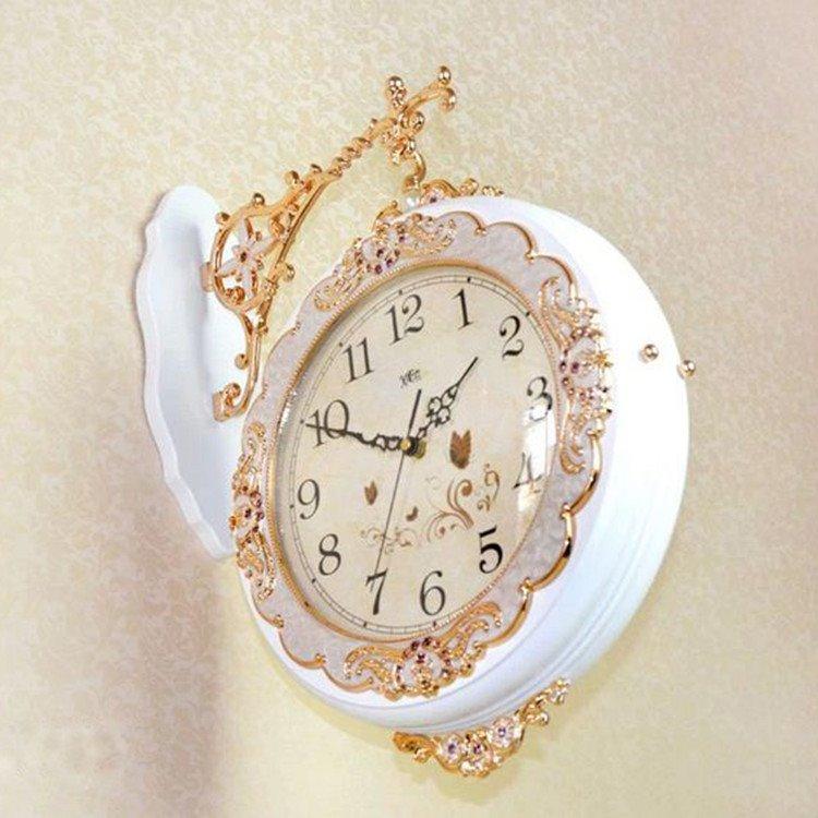 Hot Selling European Style Elegant Wall Clock