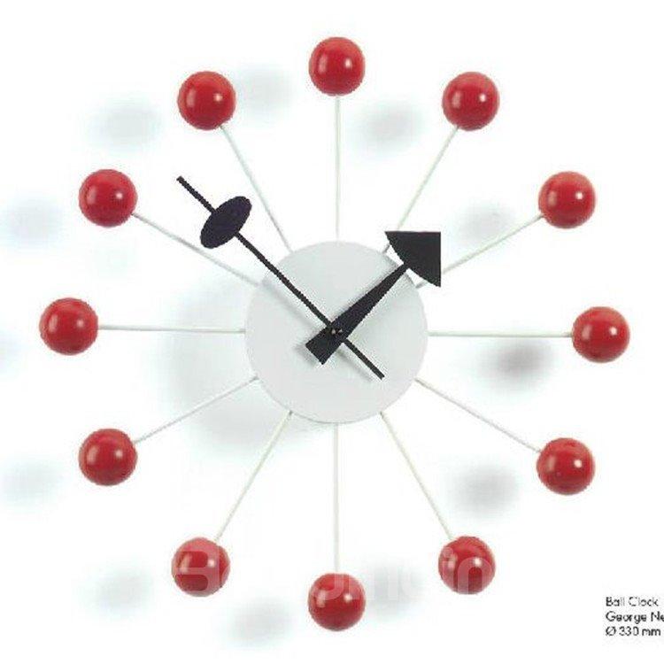 Amazing Modern Stylish Dots Round Wall Clock