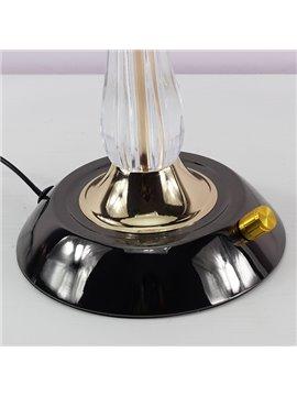 Fashion Creative White Glass Home Decorative Table Lamp