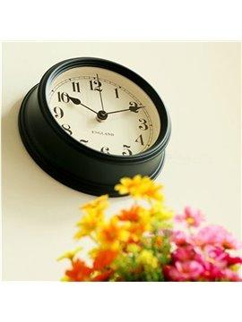 European Style Elegant Classic Round Wall Clock