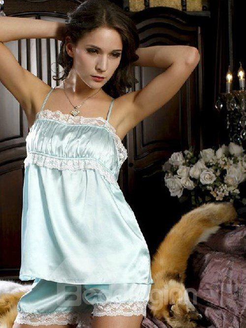 High Quality Elegant and Gracious 100% Mulberry Silk Loungewear