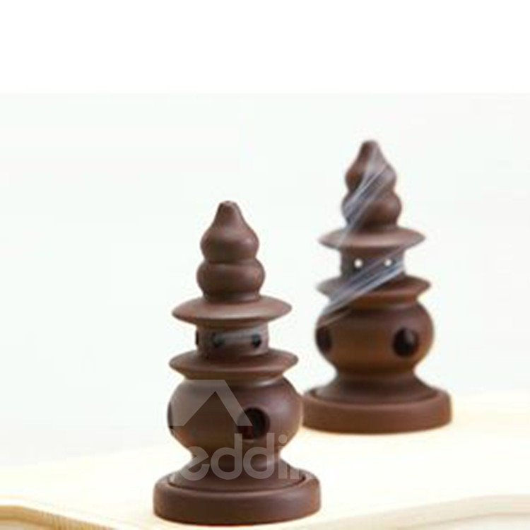 Hot Selling Elegant Creative Design Redware Incense Burner