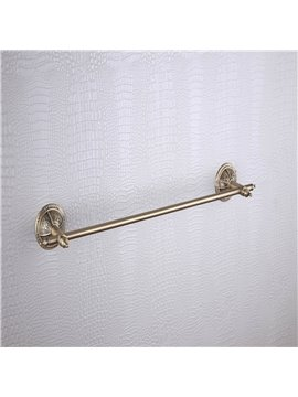 Antique Oil Rubbed Bronze Finish Towel Bar