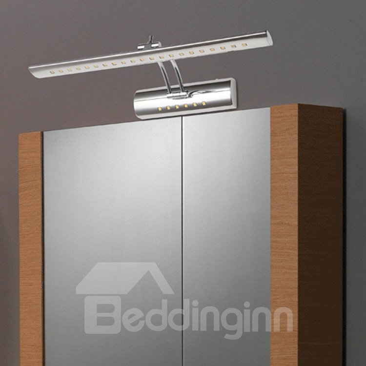 Alluring Contemporary Simple Style Electroplated Finish Wall Light