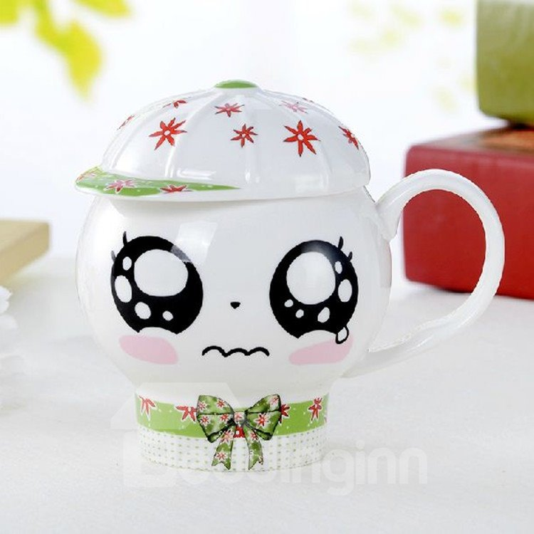 New Arrival Super Lovely Creative Ceramic Coffee Cup
