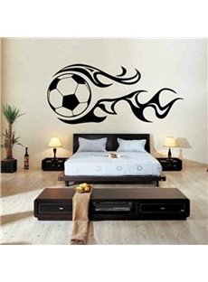 New Arrival Elegant Football Design Wall Stickers
