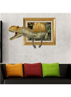 Stunning Stylish 3D Dinosaur Wall Sticker