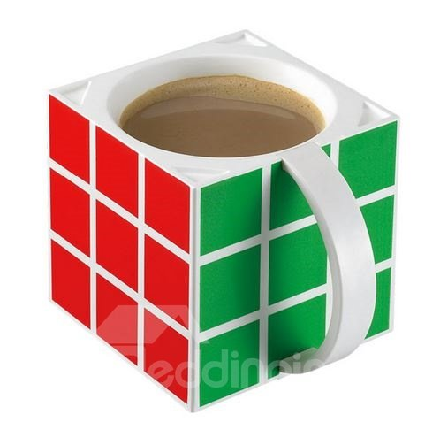 Fashionable Creative Elegant Magic Cube Mug