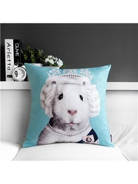 Splendid Creative Lovely Cartoon Print Throw Pillow
