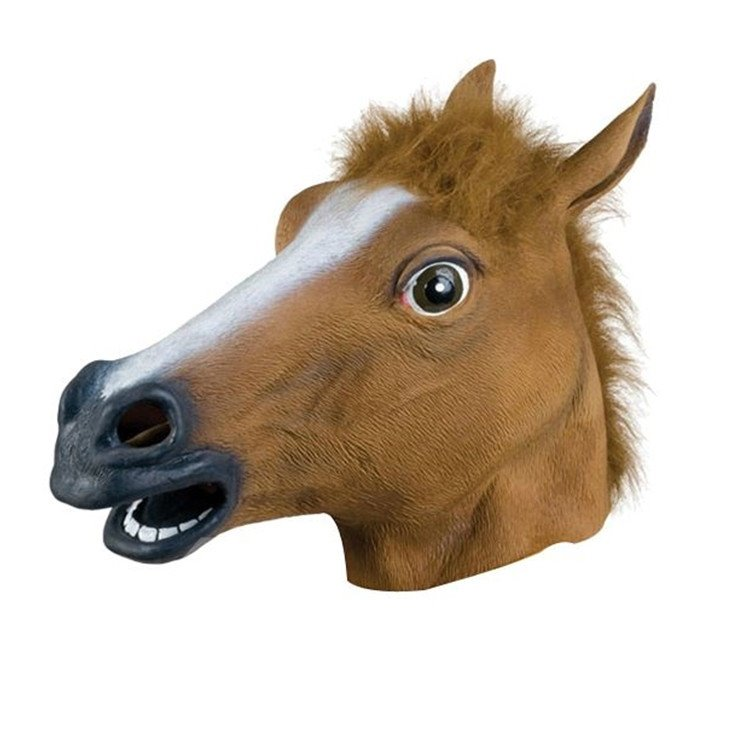 New Arrival High Quality Amazing Horse Mask