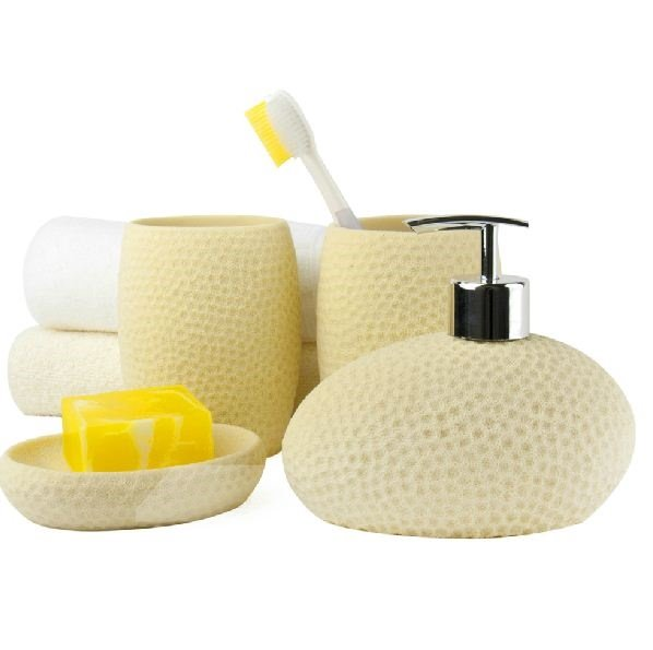 High Quality Fantastic Coralline Pattern Bathroom Accessories