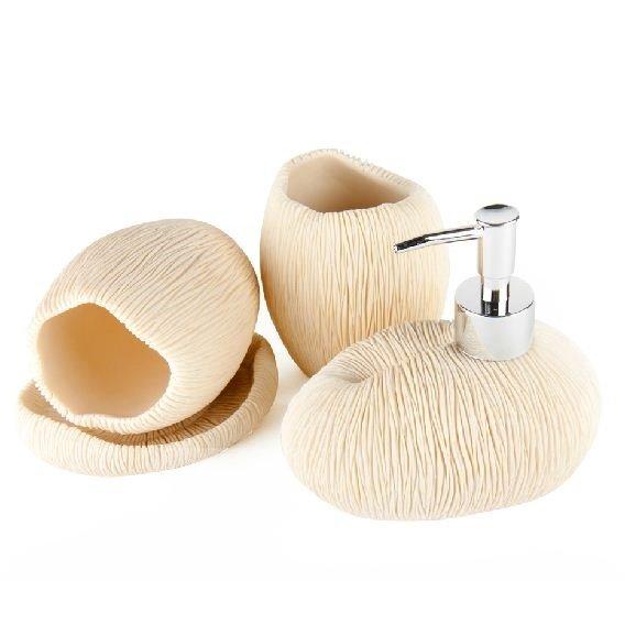 Fantastic Unique Sandstone Shape Bathroom Accessories