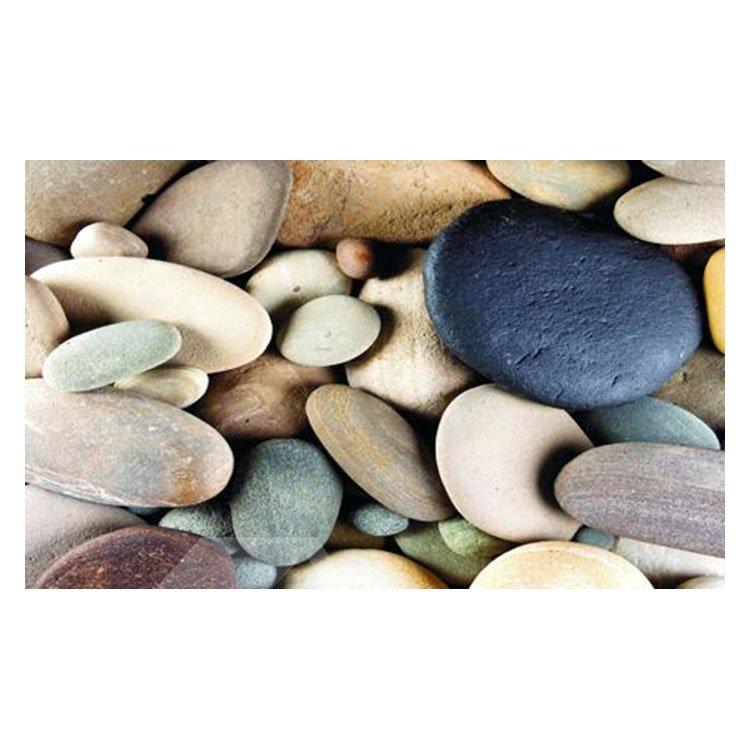 Charming Irregular Cobblestones Pattern Non-slip Doormat