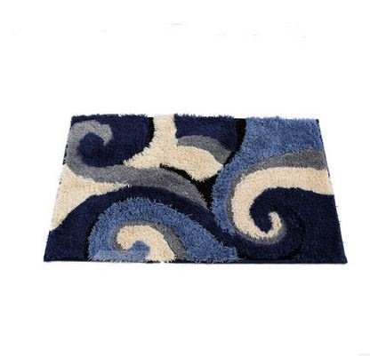 Luxurious Beautiful Patterns Super Soft Water Absorption Non-slip Area Rug