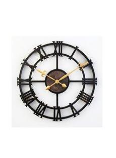 16 Inches European Style Retro Roman Numerals Design Wall Clock